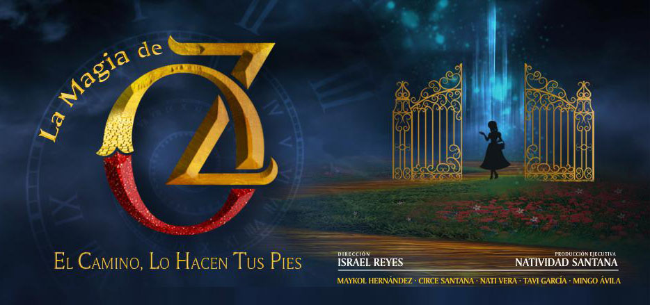 """El espectáculo """"La Magia de Oz"""" llega a San Mateo en enero"""