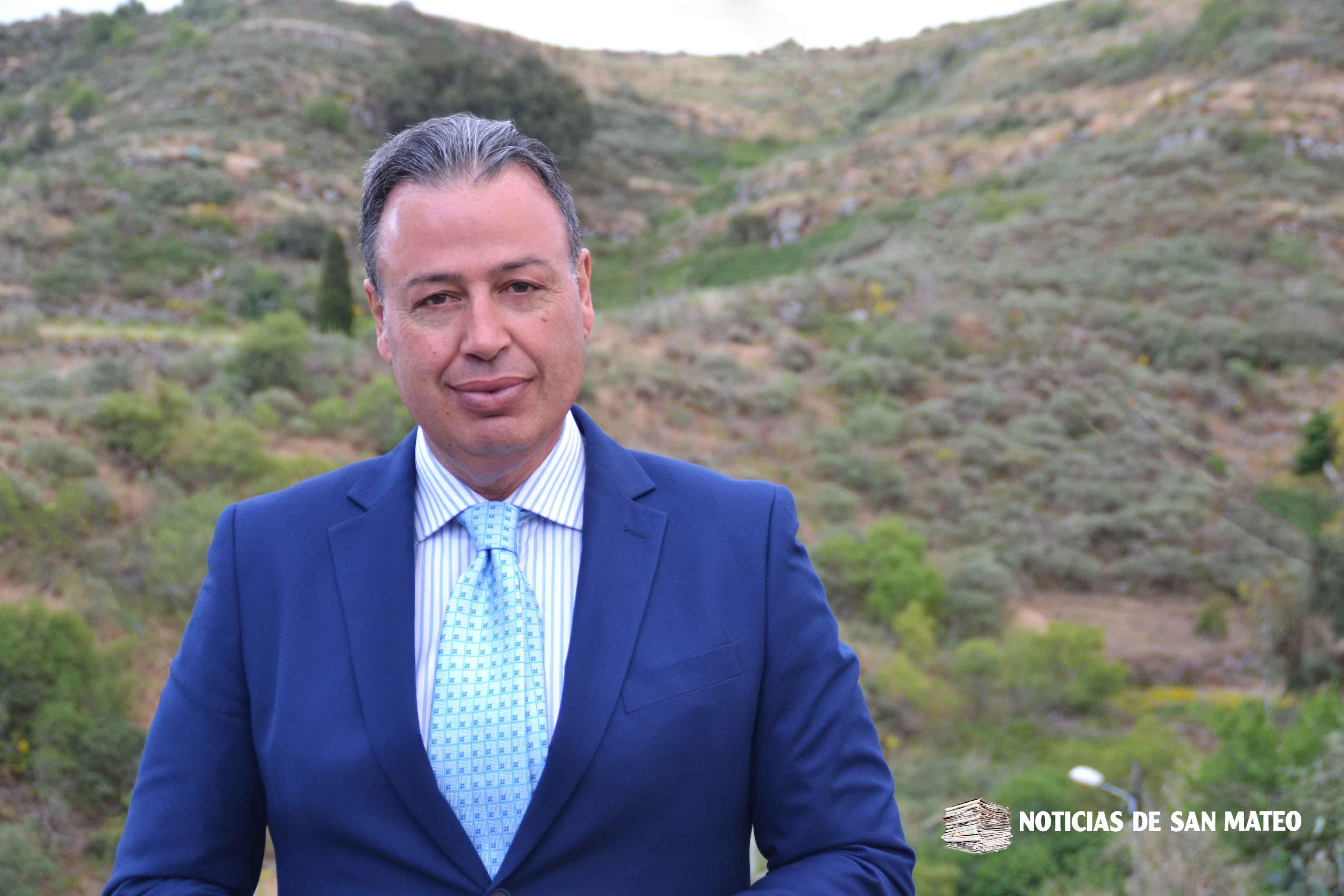Antonio Ortega: «Gobernamos de cara al futuro y de espaldas al pasado»
