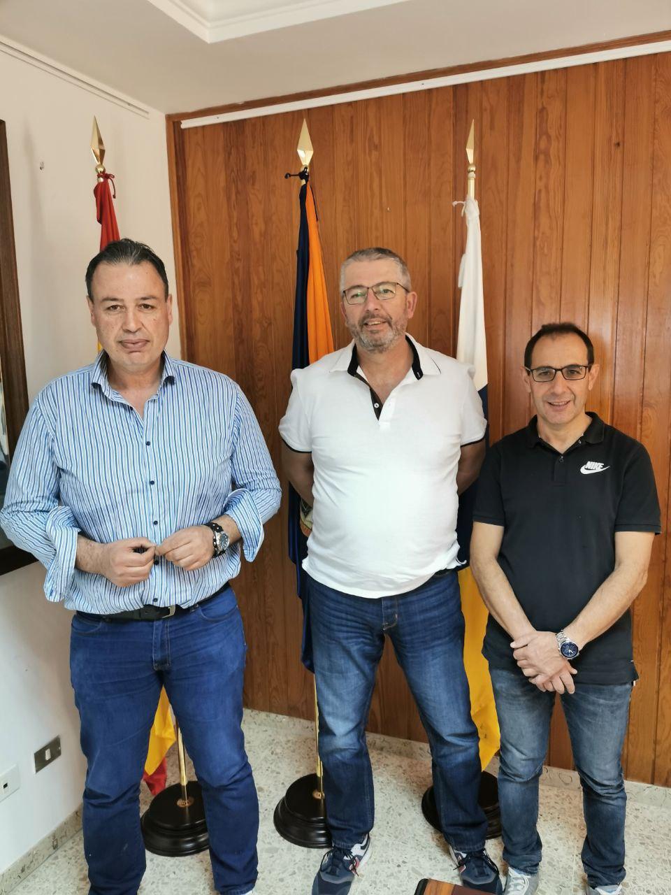 Armando, Antonio y Miguel subvención 2019 – Febrero 2020