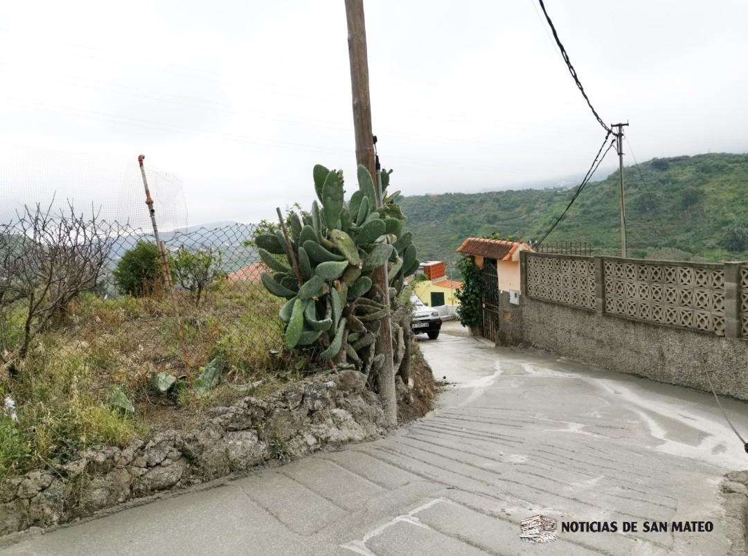Camino El Lomito en Utiaca – abril 2019 – Noticias de San Mateo