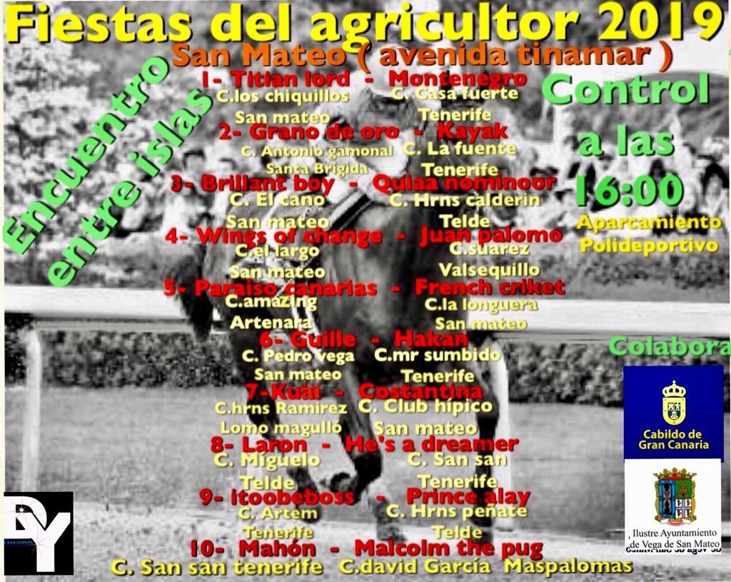 Carreras de caballos Fiestas del Agricultor 2019 (1)