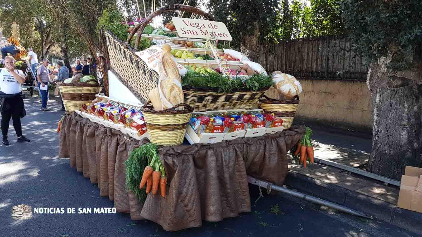– Carreta San Mateo en Teror