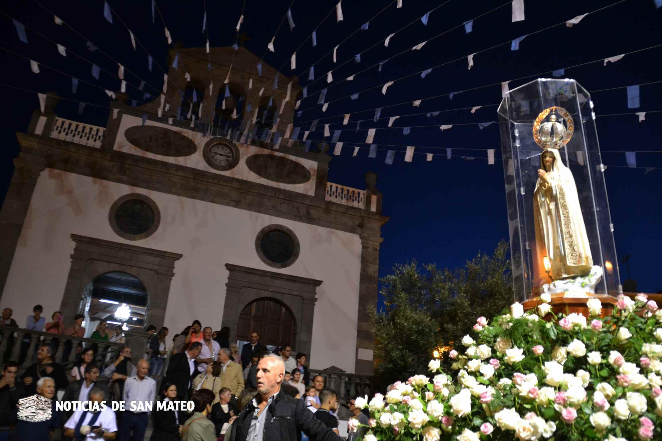 Comienzan Fiestas de Fatima 2019 – 12 mayo 2019 – Foto Noticias de San Mateo – Laura Miranda