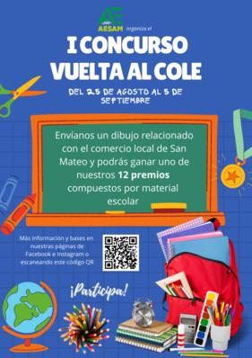 Concurso Vuelta al Cole AESAM (1)