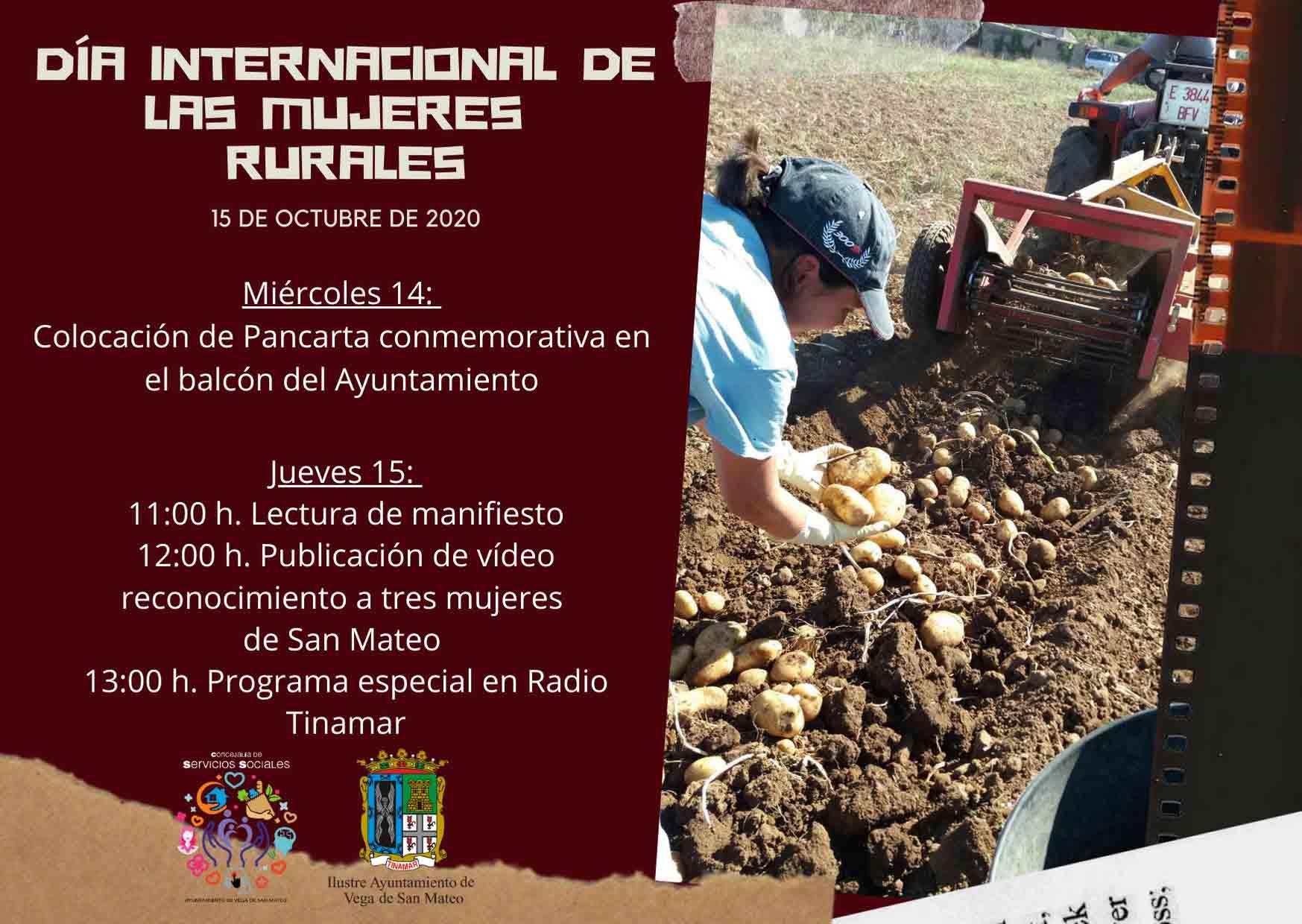 Dia internacional mujeres rurales