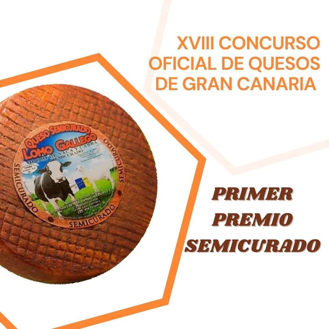 Quesos Lomo Gallego sigue cosechando éxitos