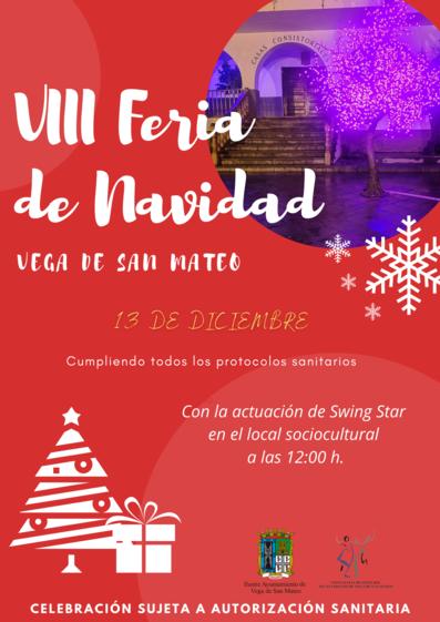Feria de Navidad 2020 – 13 de diciembre de 2020