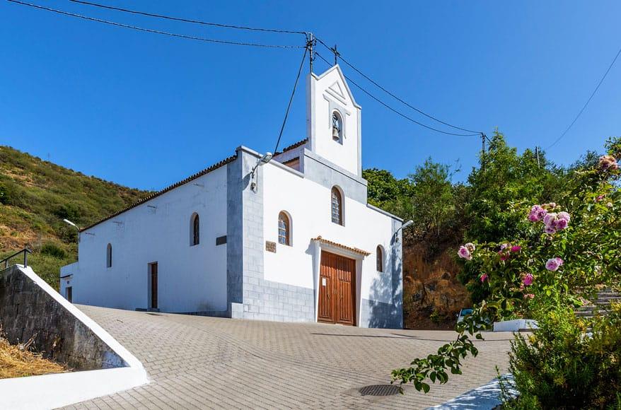 Iglesia Cueva Grande
