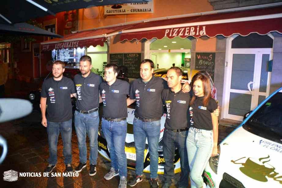 Presentacion Meleguinas MotorSport en Churreria La Villa – 8 marzo 2019 (1)
