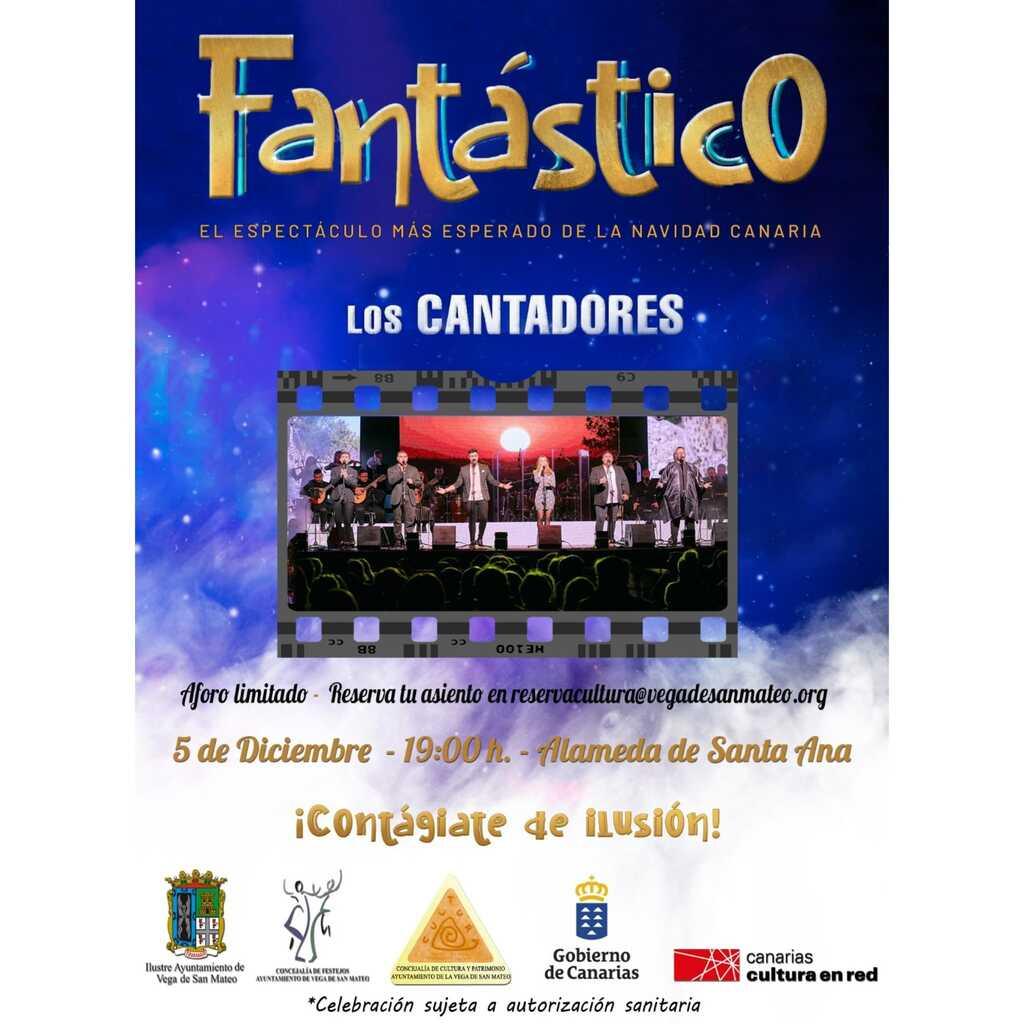 """Los Cantadores traerán a San Mateo """"Fantasía"""", su nuevo espectáculo navideño"""