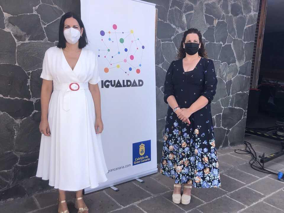 San Mateo se adhiere al Marco Estratégico por la Igualdad Gran Canaria Infinita