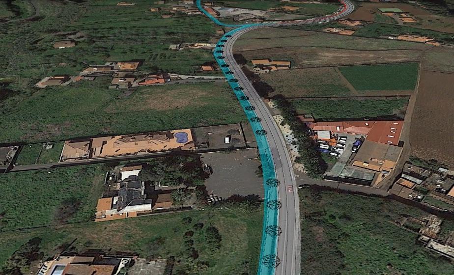 carretera centro propuesta