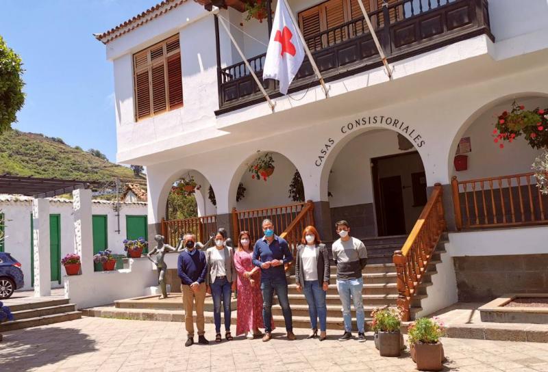 San Mateo conmemoró el Día Mundial de la Cruz Roja