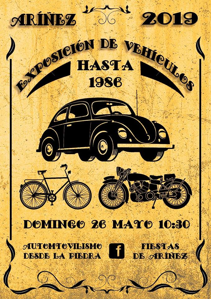 expo vehiculos ariñez