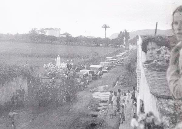 fatima a paso madroñal 13 mayo 1950