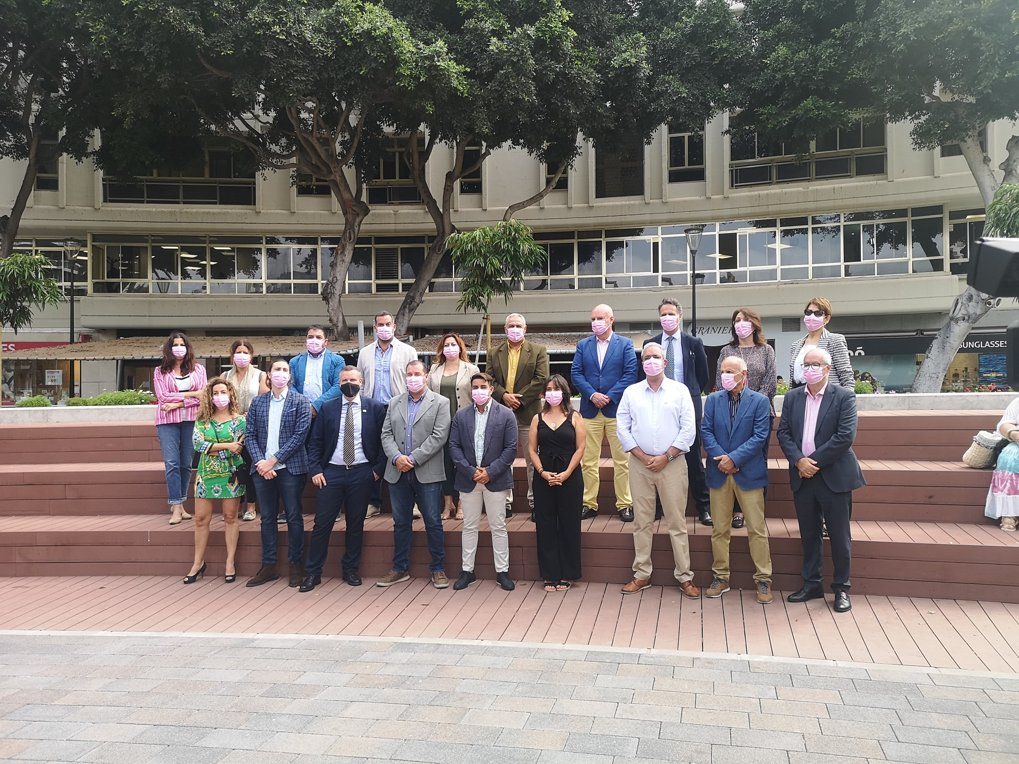 AESAM se integra en la nueva Federación de Áreas Comerciales y Empresariales de Canarias