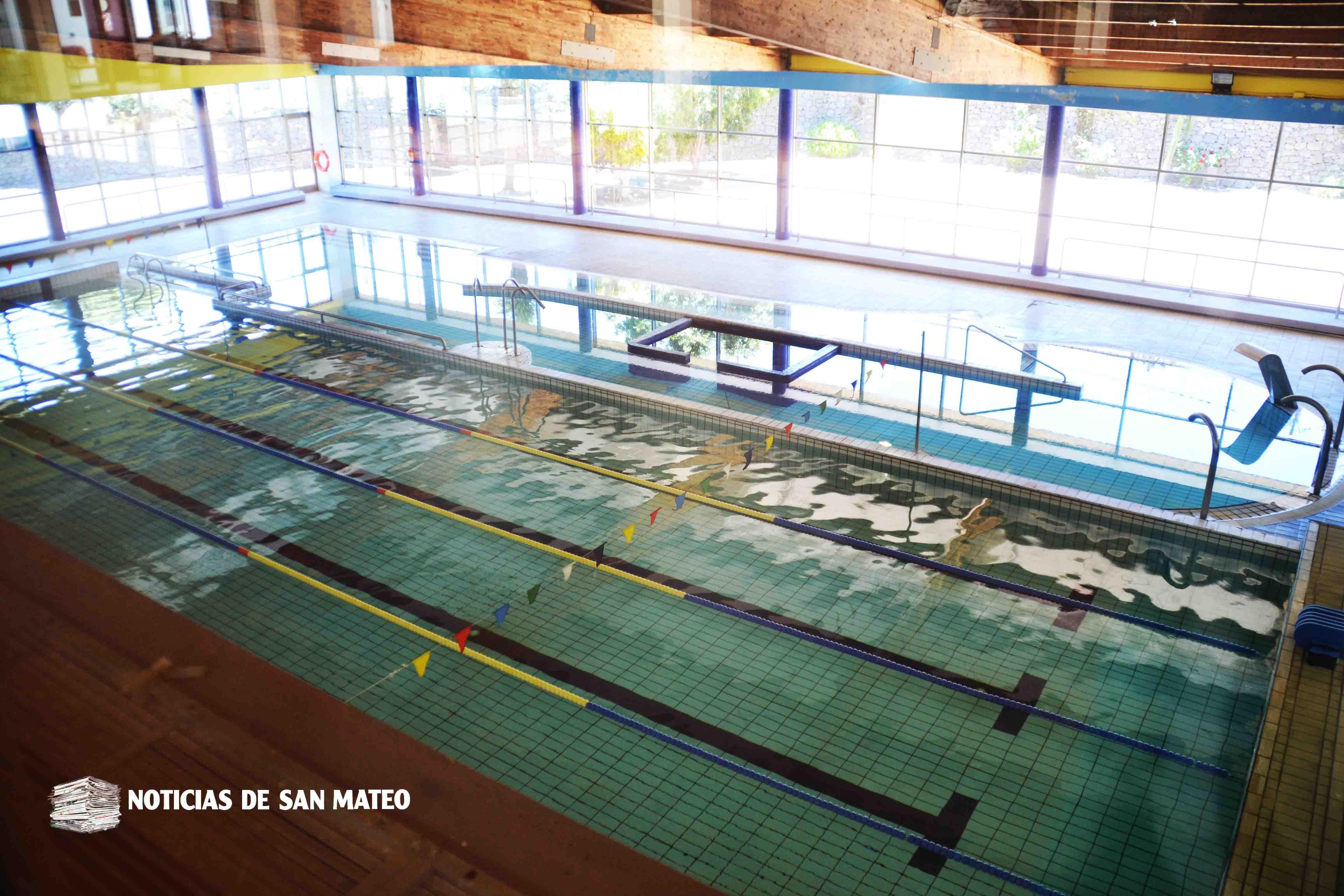 piscina municipal de San Mateo – 2019
