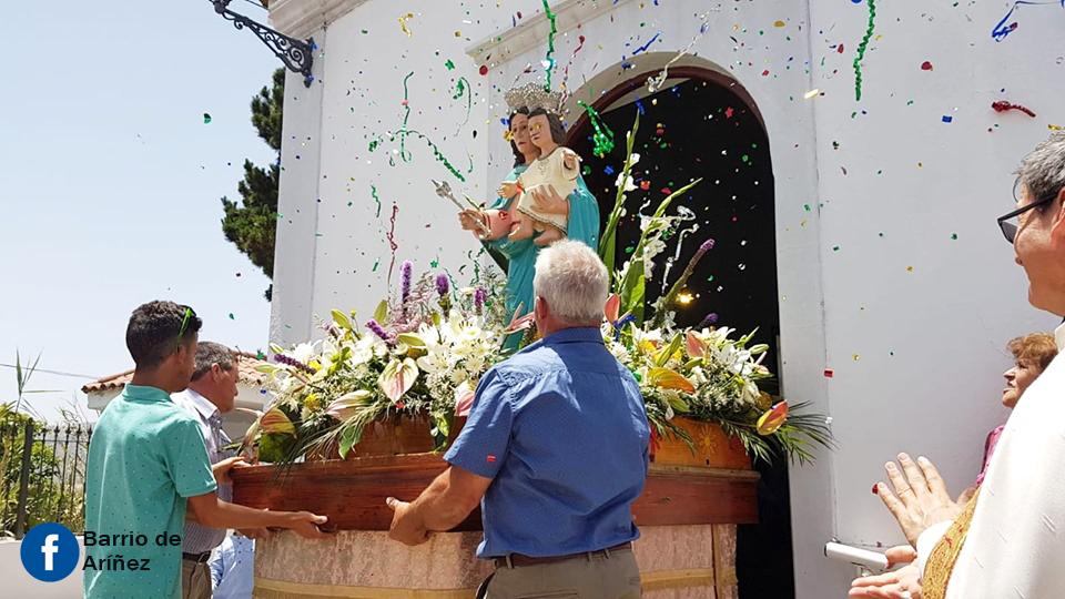 procesion maria auxiliadora ariñez 2019 – noticias de san mateo